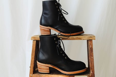 Red Wing Heritage Clara Boots - Black Boundary