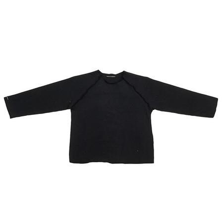 KIDS Album di Famiglia Kinya Sweater - Old Black