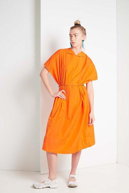 FFIXXED STUDIOS Leisure Dress - Bright Orange
