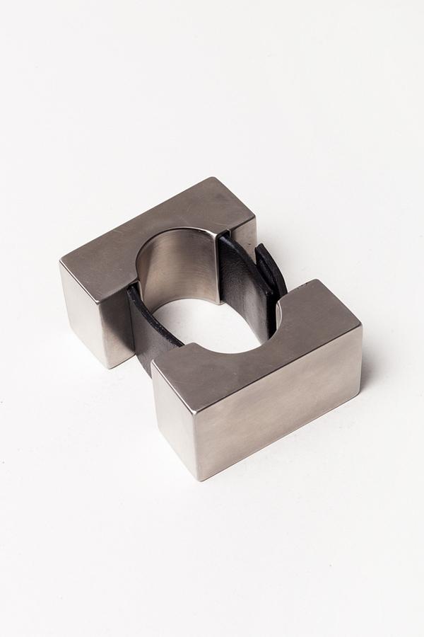 Persephoni Block Bracelet