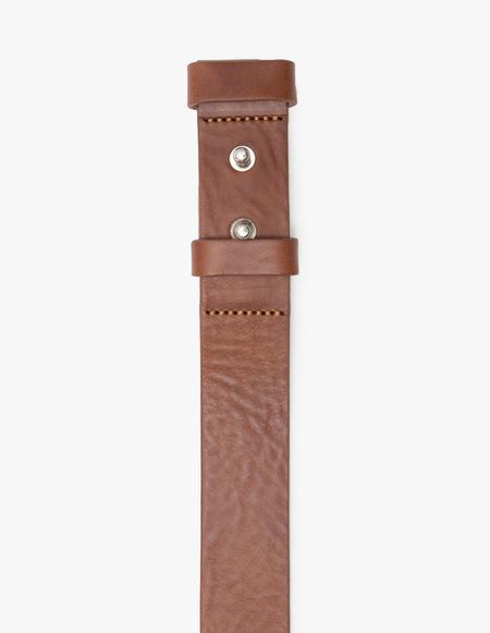 You Must Create Minimal Belt - Brown