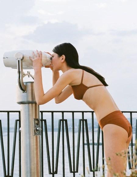 LIDO Five Bikini - Terracotta