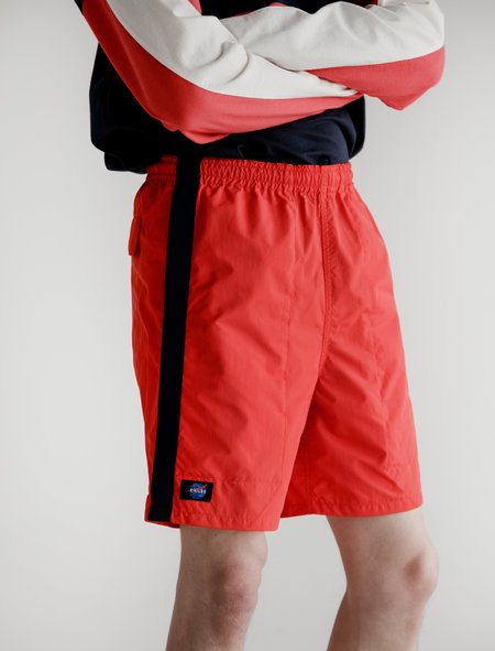 Childs Base Short - Red