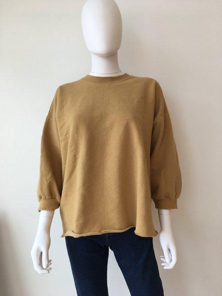 Rachel Comey Fond Sweatshirt in Khaki