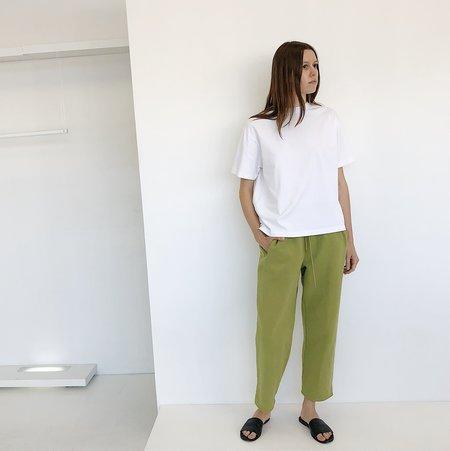 Johan Vintage Sweatpant - Lime Green