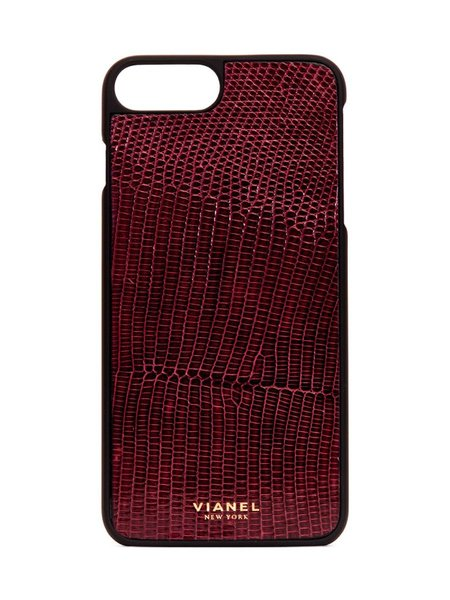 VIANEL iPhone 7 and 8 Plus Lizard Case