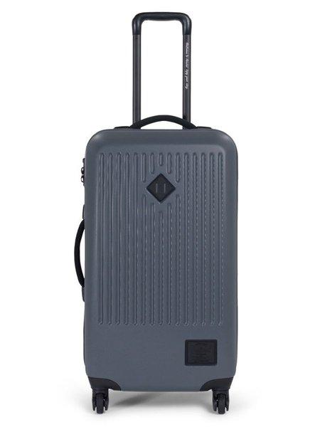 Unisex Herschel Medium Trade Hardshell Four Wheel Luggage