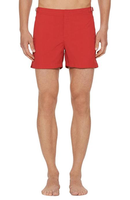 Orlebar Brown Setter Shorts - Rescue Red