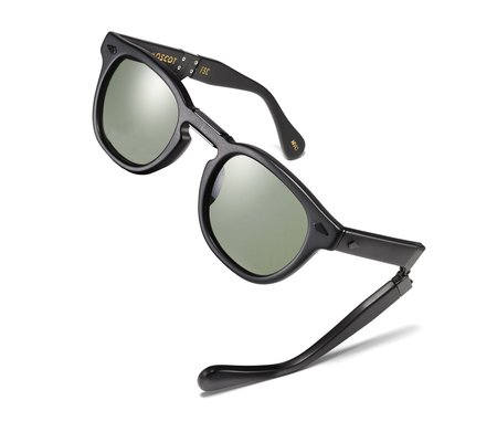 UNISEX MOSCOT SPECIAL EDITION  LEMTOSH FOLD - MATTE BLACK
