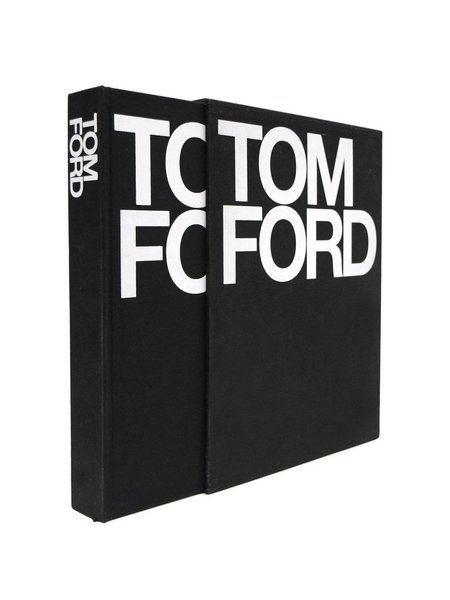 Rizzoli Tom Ford by Tom Ford Hardcover Book