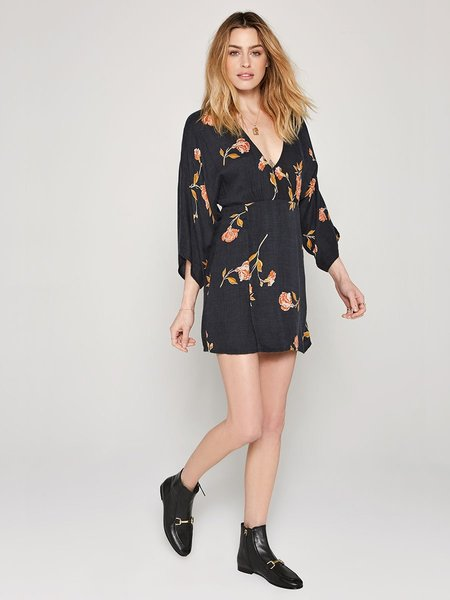 Amuse Society Wayfair Dress - BLACK