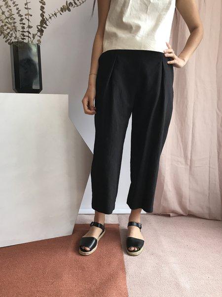 ValéRie Dumaine Nomis Lin Pants - Noir
