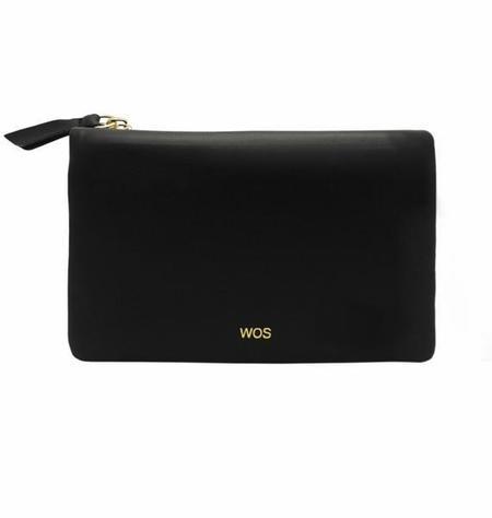 Wos Little Sensation Wallet - BLACK