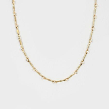 Merewif June Choker - Gold