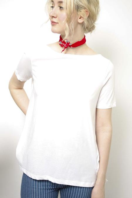 Demy Lee Sonora Top - White