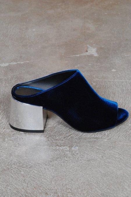 MM6 by Maison Margiela MM6 Maison Margiela Flare Velvet Sandals