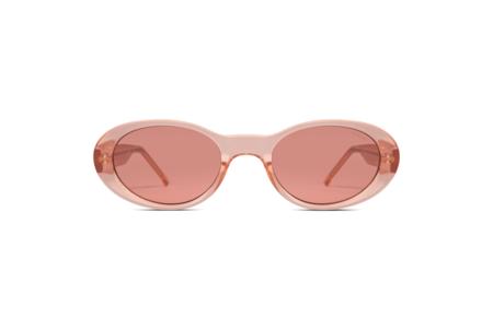 Komono Alina Sunglasses - Peach