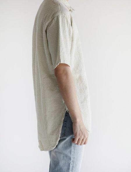Tender Short Sleeve Pullover Shirt - Verdigris