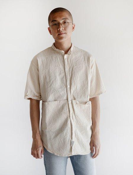 Tender Short Sleeve Tesseract Shirt - Rinse Wash