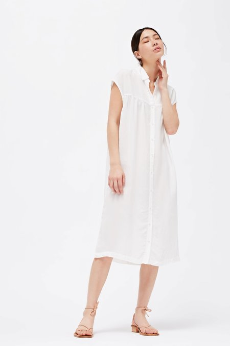 Lacausa Clove Dress - white