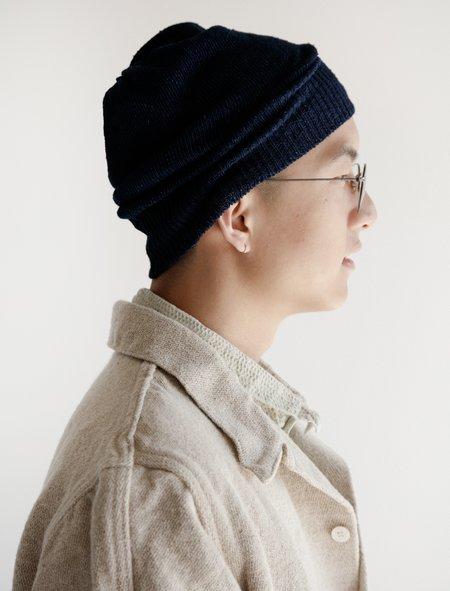 Tender Knit Hat - Indigo