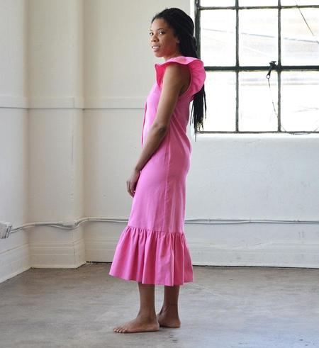 No.6 Peony Aidan Dress - Pink