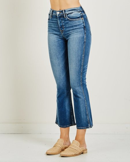 Hudson VINTAGE HOLLY HIGH RISE CROP FLARE - IMPALA
