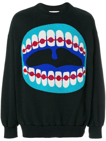 Henrik Vibskov Proteeth Sweatshirt - Black