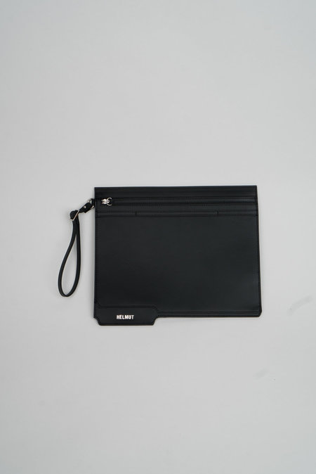 Helmut Lang Folder Clutch - Black