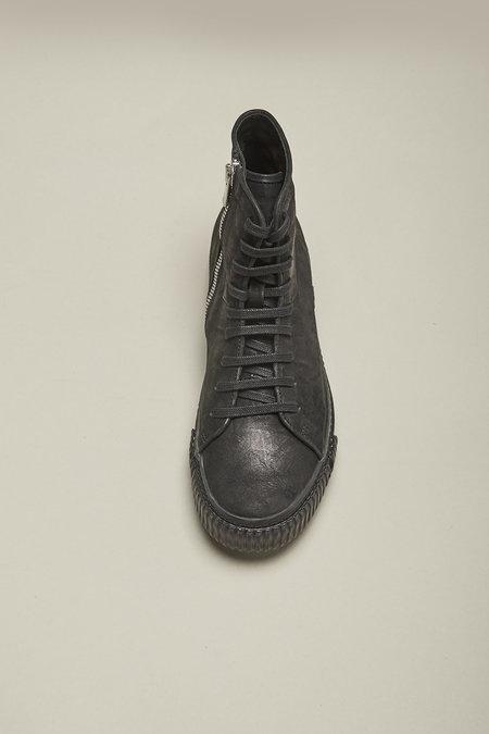 BOTH PARIS Horse Leather Sneakers - Black