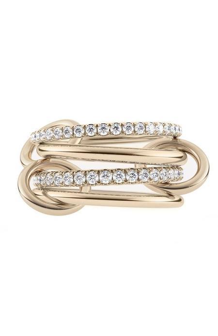 Spinelli Kilcollin Polaris Ring - Yellow Gold