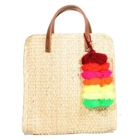 Las Bayadas El Victor Pom Pom Bag