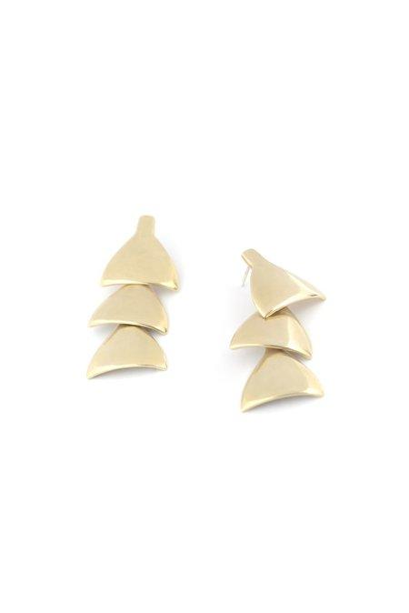 Seaworthy Lygo 3 Tier Earrings