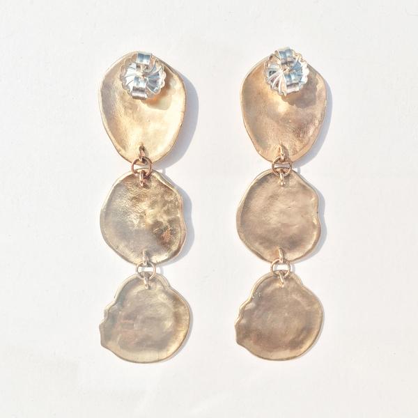 Leigh Miller On the Halfshell Earrings