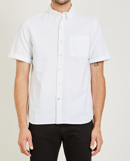 Joe's Jeans Sandoval Woven Shirt - White