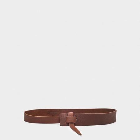 49 Square Miles Asymmetrical Hip Belt - Wood