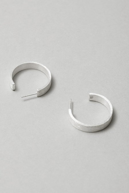All Blues Rectangle Earrings