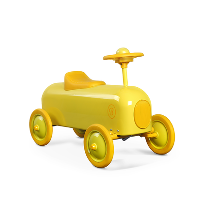 Kids Baghera Monochrome Speedster - Yellow