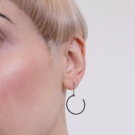 Pilar Agueci Violet Earrings