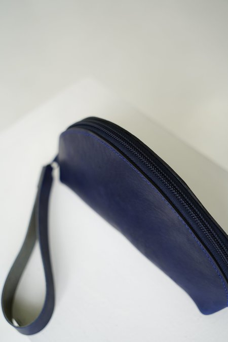 CHC Mini Halo Wristlet - Navy