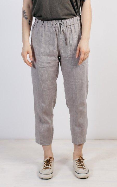 Bridge & Burn Clipper Linen Pant