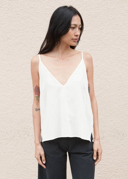 Esby Harriette Slip Tank - Natural