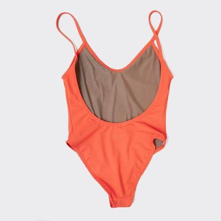 Bower Swimwear Hutton One Piece - Neon