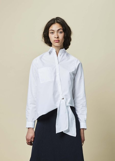 Sibel Saral Dejavu Asymmetric Shirt