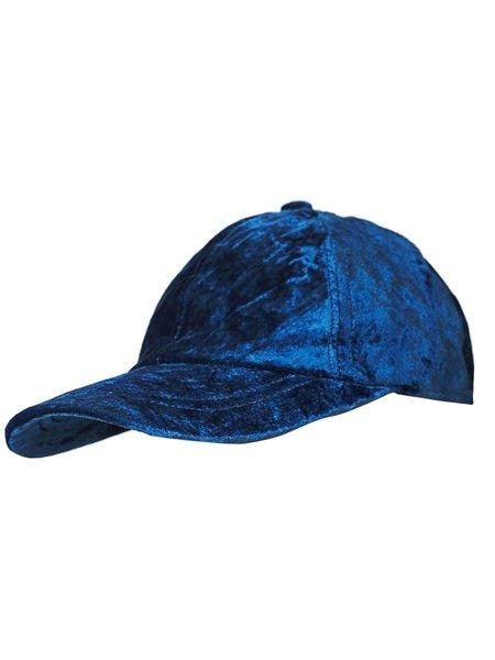 Colorant Velvet Cap