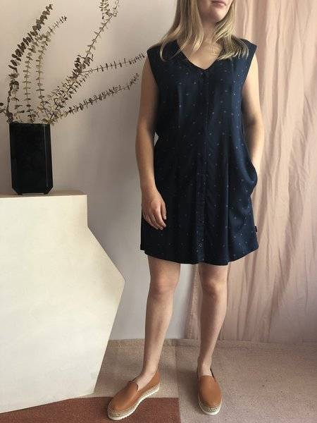 RVCA Fairness Dress - Marine