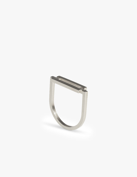 The Boyscouts Rivet Ring - Silver
