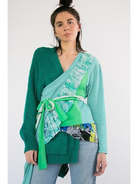 Femail PA No02 Wrap Cardigan