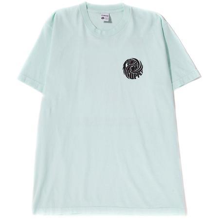 Powers Hurricane T-Shirt - Light Mint