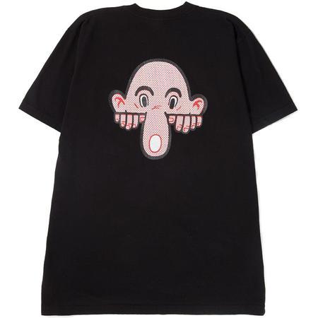 Powers Kilroy Pocket T-Shirt - Black